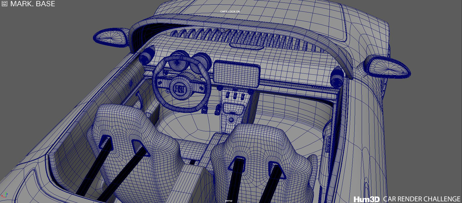 Car Render Challenge 2020 - THE ITALIAN BEAUTY