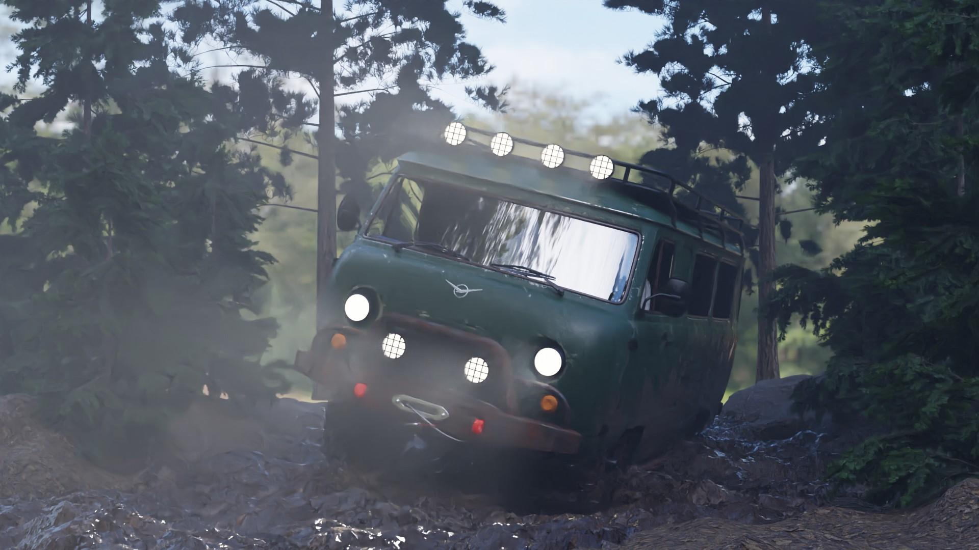 car render challenge