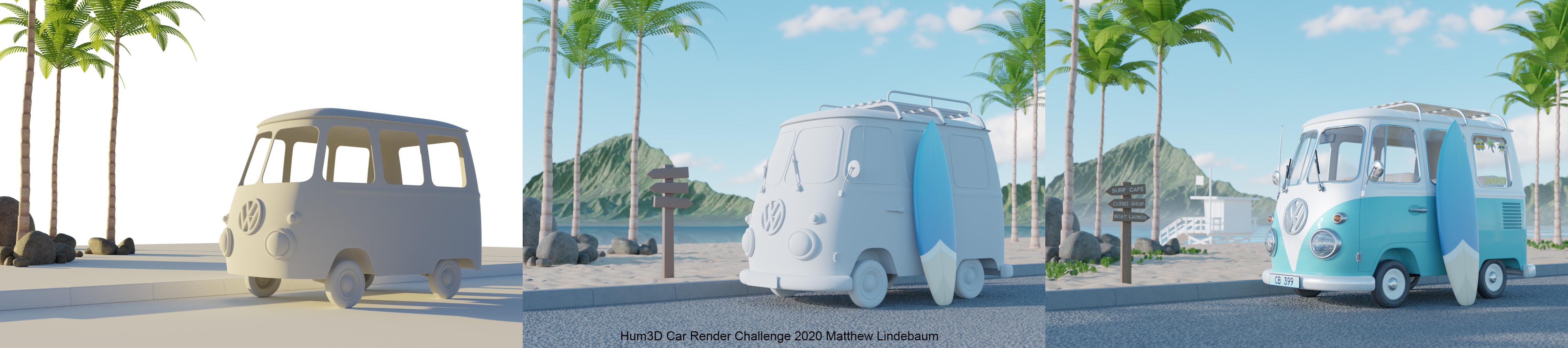 2020 Car render challenge