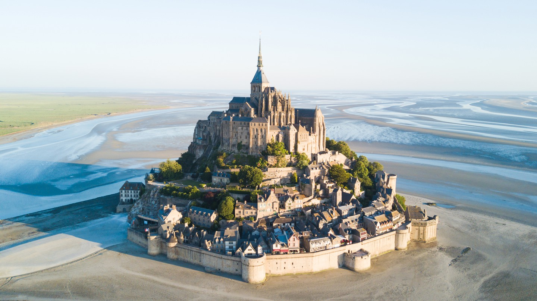 Without Borders - Mont Saint-Michel Castle