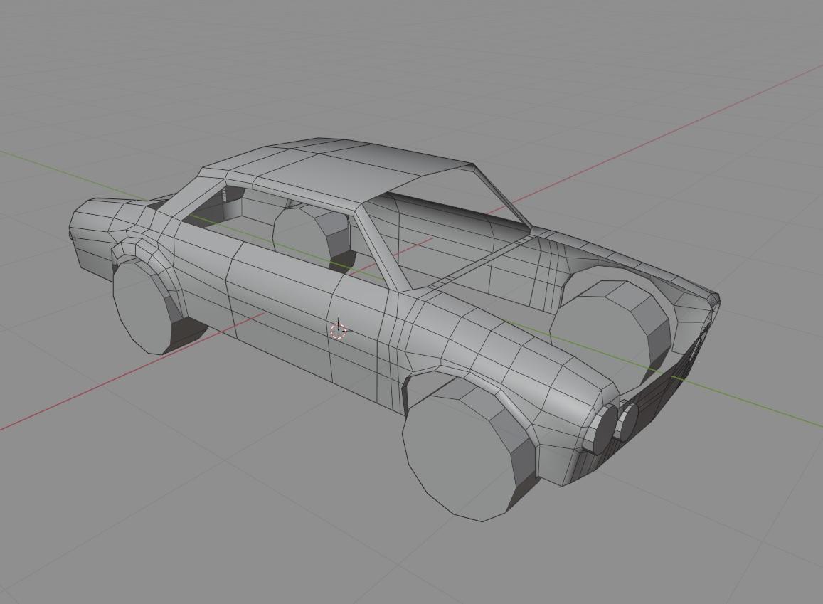 Render Challenge 2021 - WIP - Torino 380 w